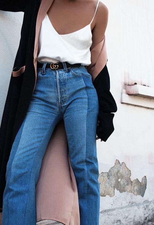 Jeans com várioas cores vira tendência de moda