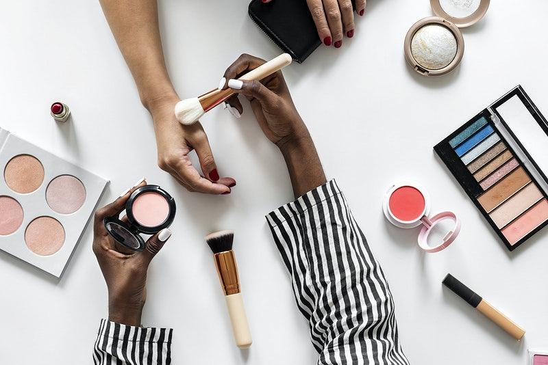 Como testar maquiagens nas lojas nesse período da quarentena?